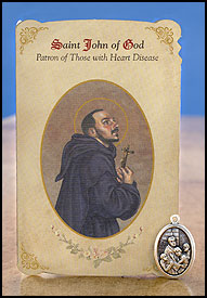 Saint John of God: Heart Disease